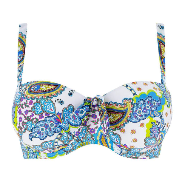 Antigel, LA BOLLYWOOD BANDEAU BIKINi-TOP - Bellizima