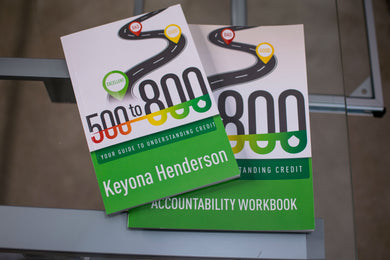 500 to 800: Your Guide to Understanding Credit (Book + Workbook)