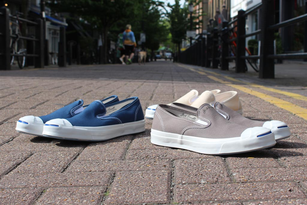 Jack Purcell Signature Slip