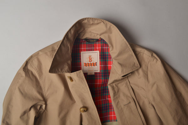 Baracuta Original Trench Coat Tan
