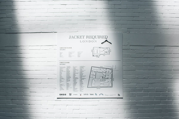 Jacket Required London Tradeshow