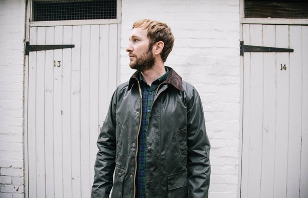 Barbour Autumn/Winter '14