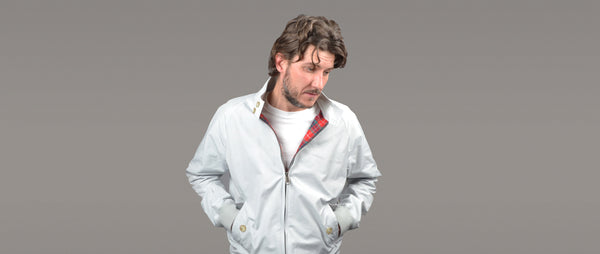 Baracuta G9 Harington Jacket Shop Looks