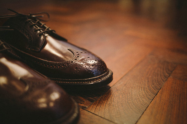 Alden Longwing Blucher