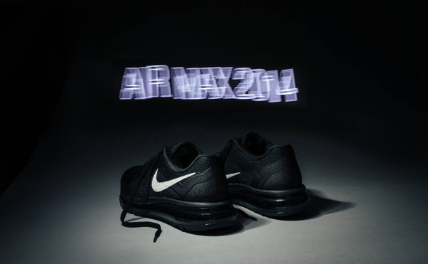 Nike Air Max 2014 Black Reflective