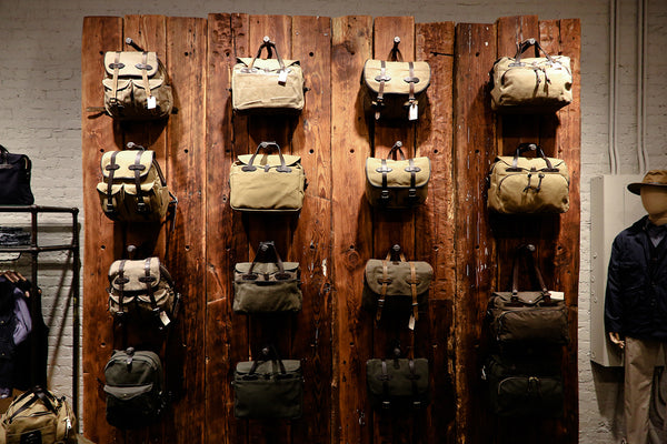 Filson 40 Great Jones Street Store