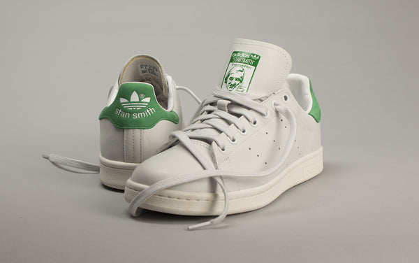 adidas stan smith neo white/fairway trainers