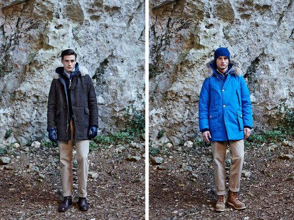 Woolrich Lookbook