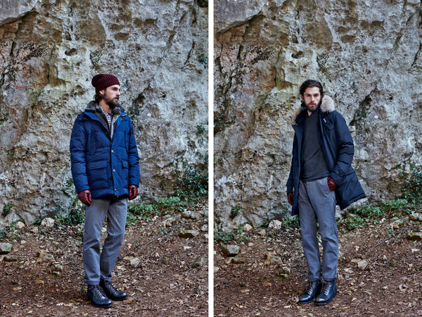 Woolrich John Rich & Bros Autumn/Winter '14