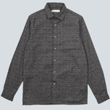 KESTIN HARE - ROCK OVERSHIRT - ASH GREY