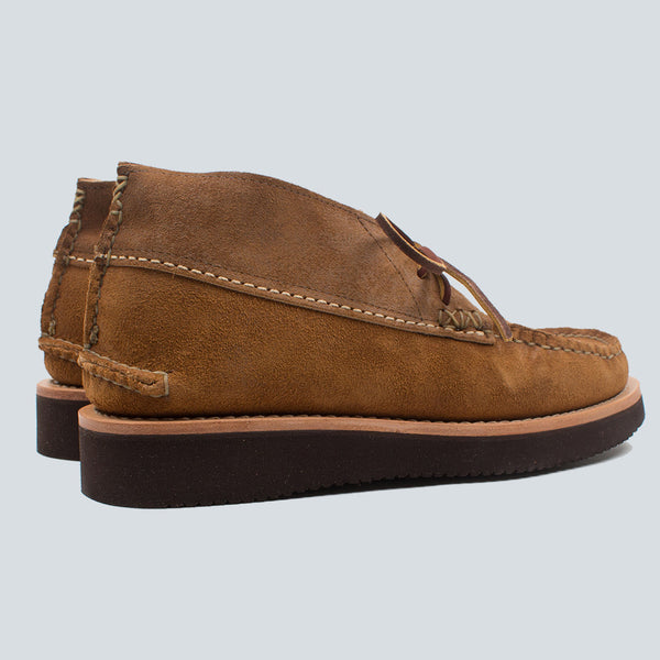 YUKETEN-MAINE GUIDE CHUKKA-SUEDE LEATHER
