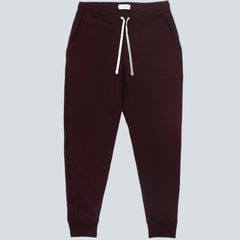 SATURDAYS NYC - KEN SWEATPANTS - OXBLOOD