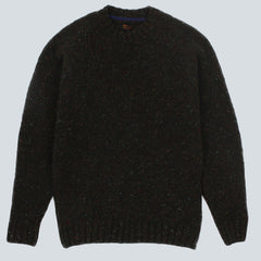 BARBOUR - NETHERBY JUMPER - GREEN