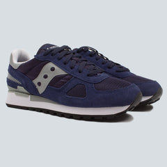 SAUCONY - SHADOW O - NAVY/GREY