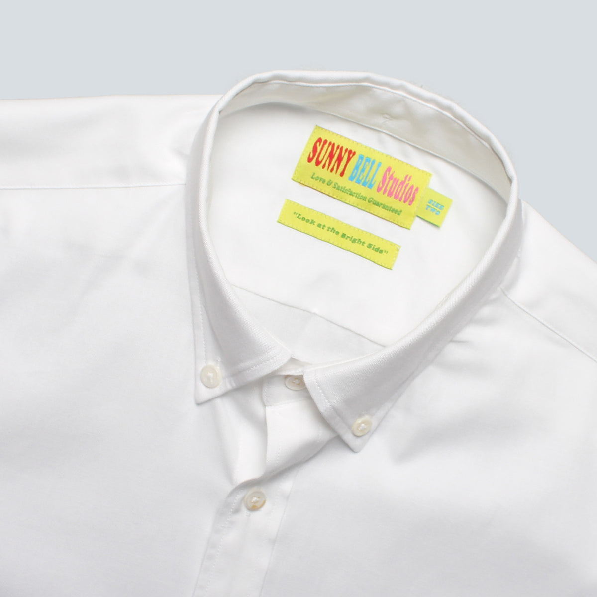 Sunny Bell Studios - Oxford Shirt - White