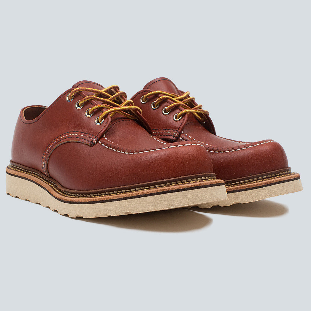 Red Wing - Classic Oxford - Oro Russet Portage
