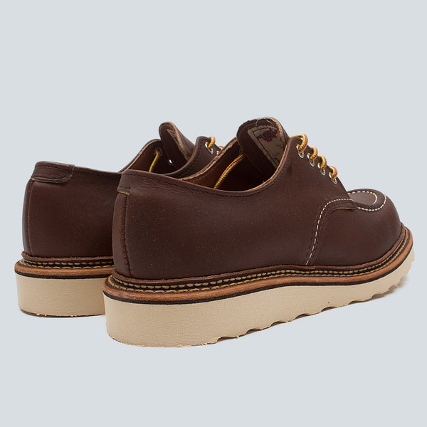 RED WING - CLASSIC OXFORD - MAHOGANY ORO-IGINAL