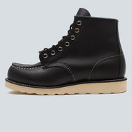 "Red Wing - Classic Moc 6"" - Black Chrome"