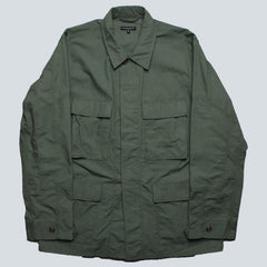 Engineered Garments BDU Jacket - Olive Ripstop