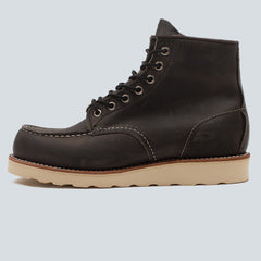 RED WING - 6-INCH CLASSIC MOD - CHARCOAL ROUGH & TOUGH