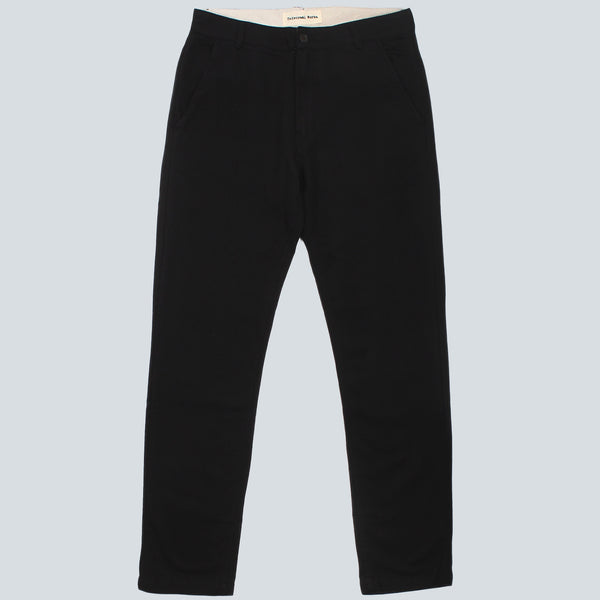 UNIVERSAL WORKS-ASTON PANT-BLACK