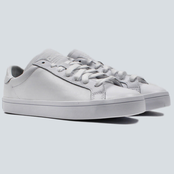 ADIDAS ORIGINALS - COURT VANTAGE - WHITE / WHITE