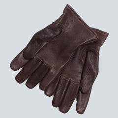 RED WING - HERITAGE LEATHER GLOVES - BROWN