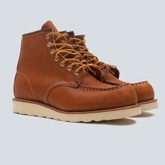 "Red Wing - Classic Moc 6"" - Oro Legacy"