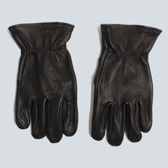 RED WING - HERITAGE LEATHER GLOVES - BLACK