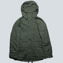 Engineered Garments Field Jacket - Olive Ripstop