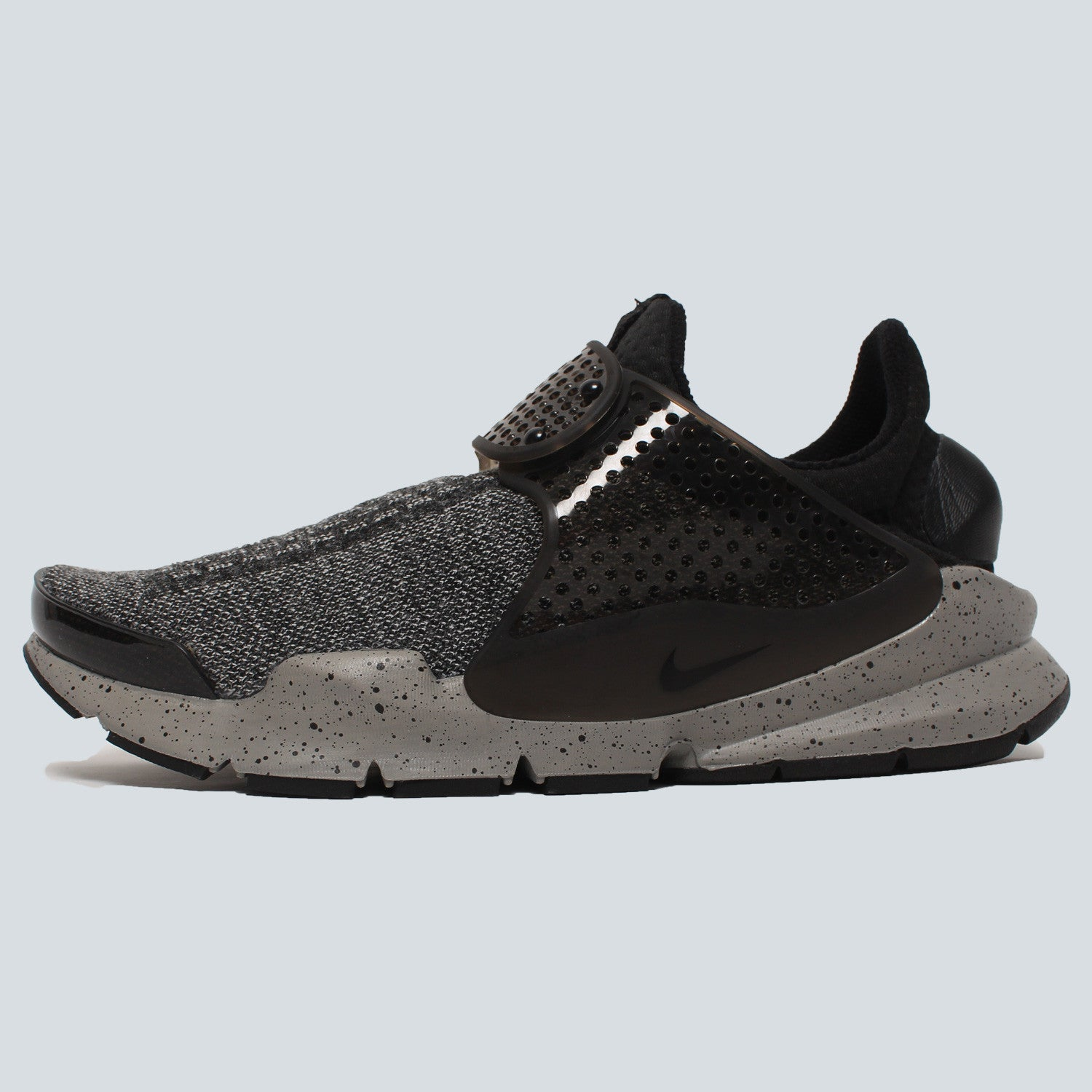 sports shoes c84a5 a273f Nike - Sock Dart SE Premium - Black/Dust White/University Red