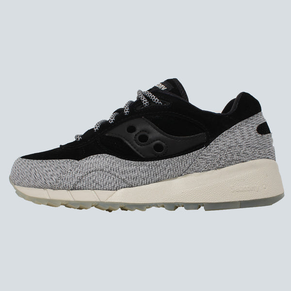 SAUCONY - SHADOW 6000 - BLACK/GREY