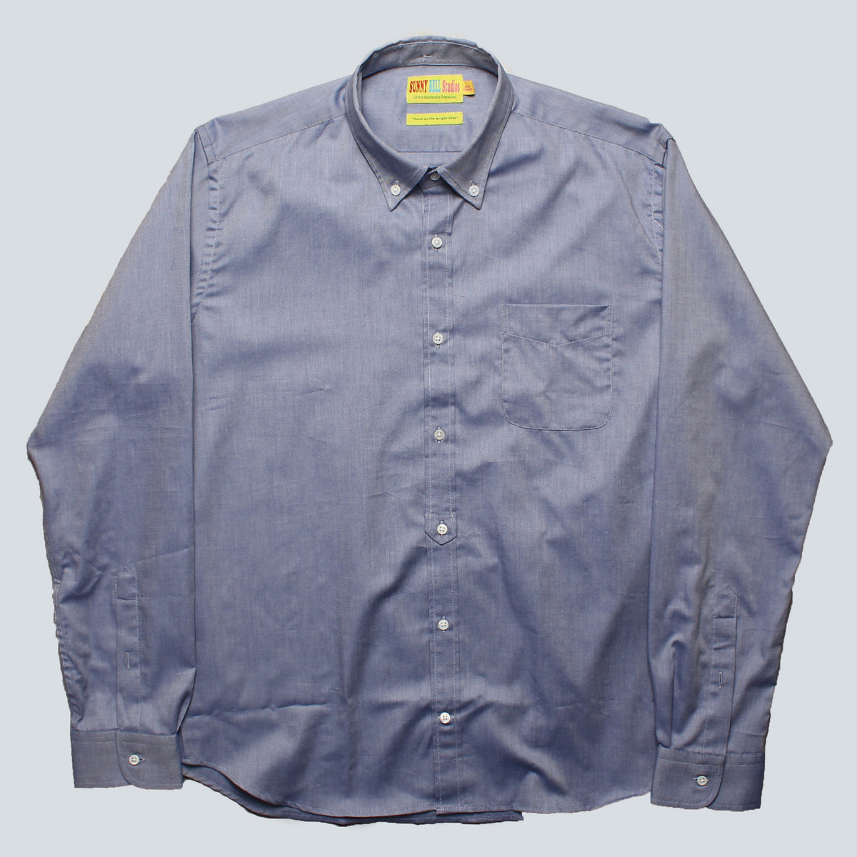 Sunny Bell Studios - Oxford Shirt - Navy
