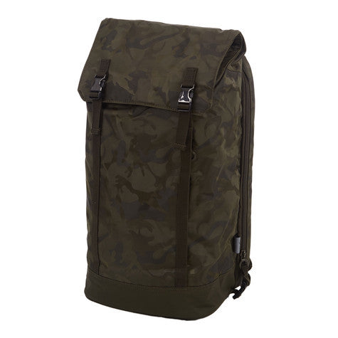C6 - Slim Backpack - New Camo Jacquard Olive