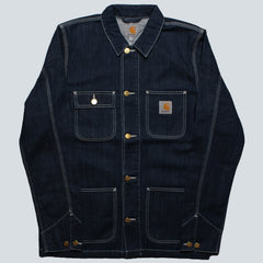 Carhartt Michigan Chore Coat - Blue