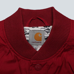CARHARTT - STRIKE JACKET - ALABAMA RED