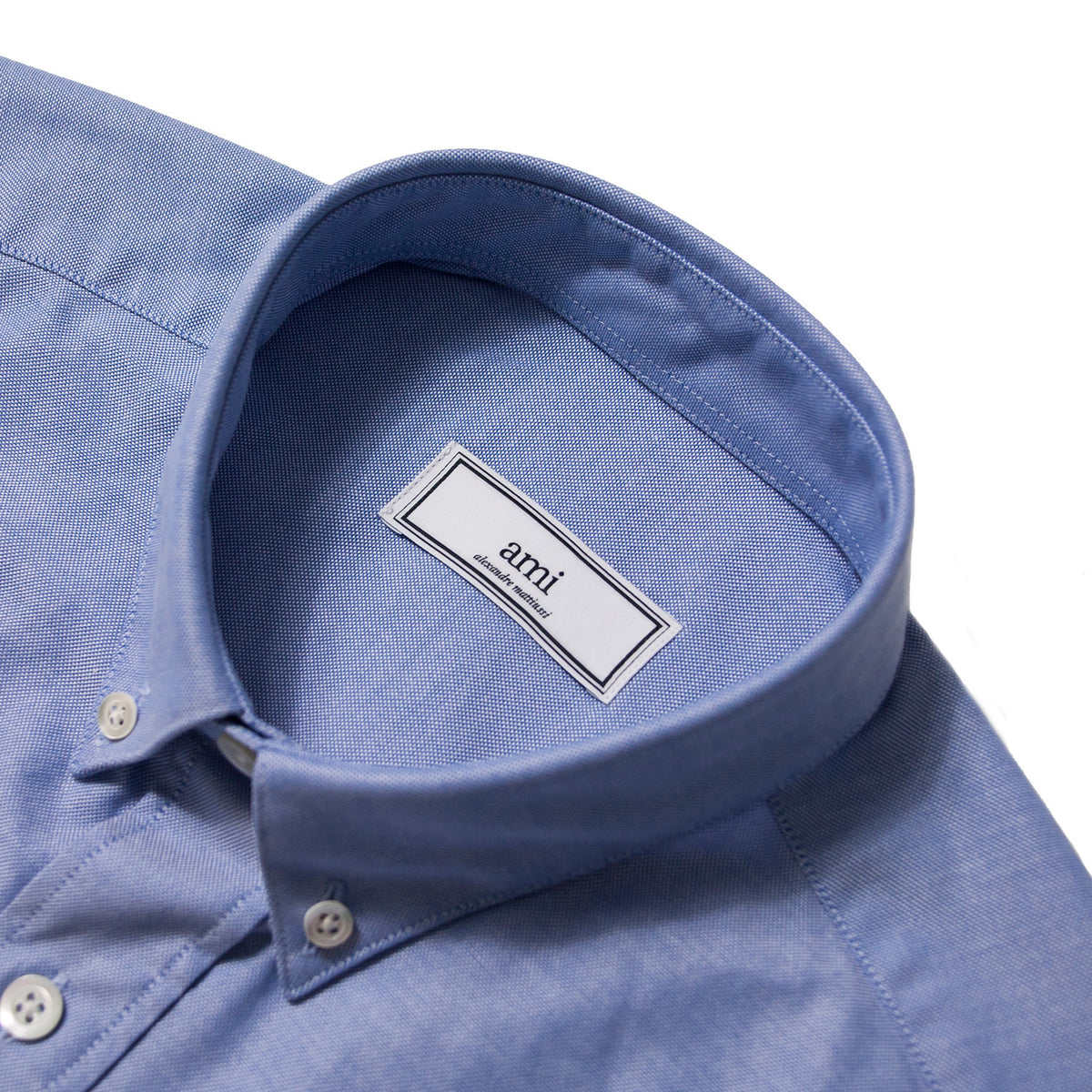 DE COEUR SHIRT - LIGHT BLUE