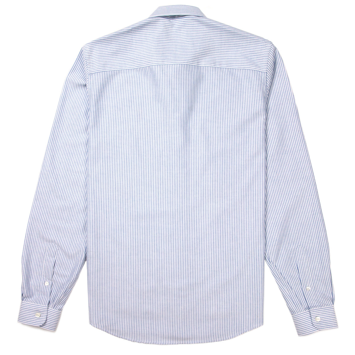 DE COEUR SHIRT - BLUE/WHITE