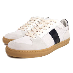 LOW TOP TRAINERS - NAVY
