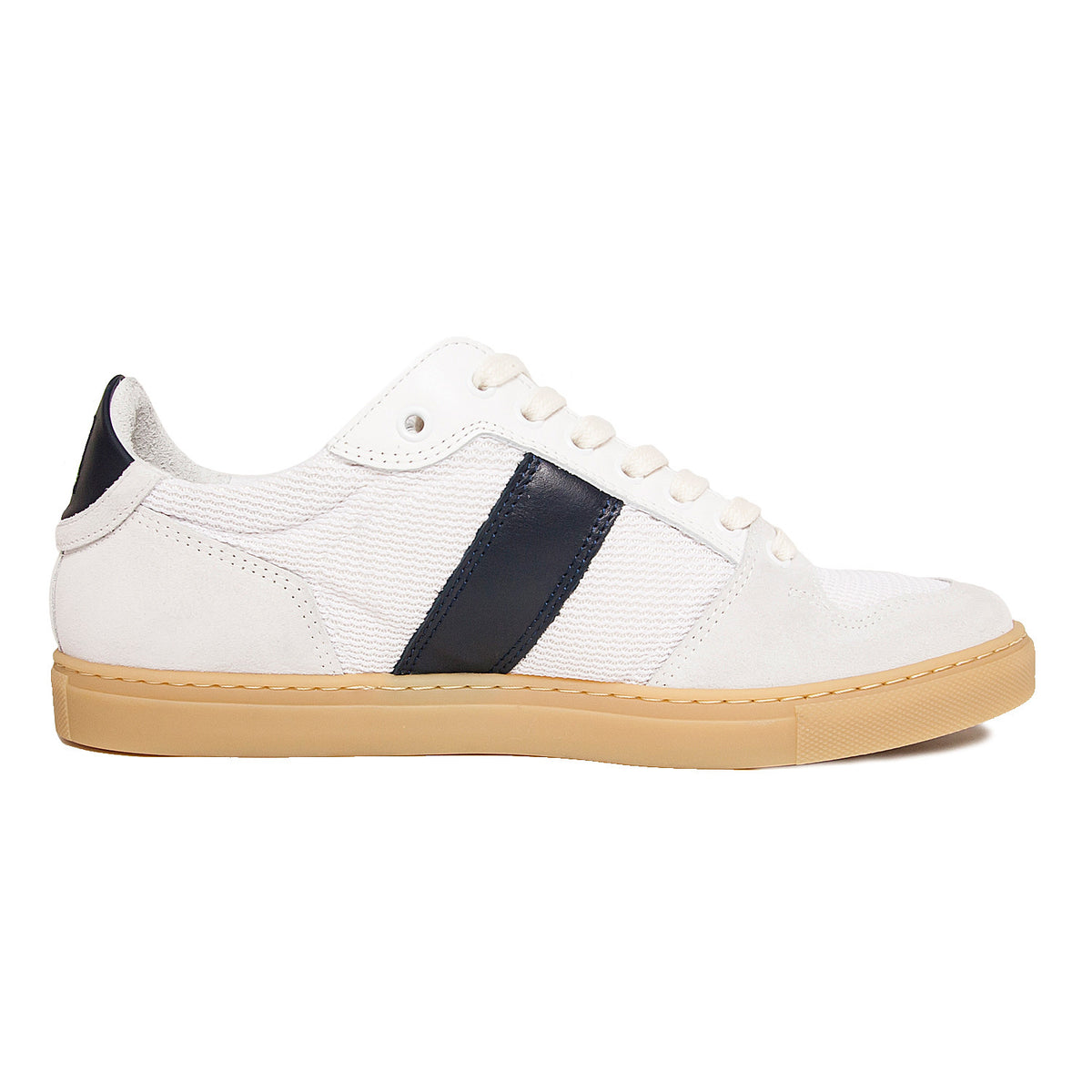 AMI - Low Top Trainers - Navy