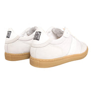 LOW TOP TRAINERS - WHITE