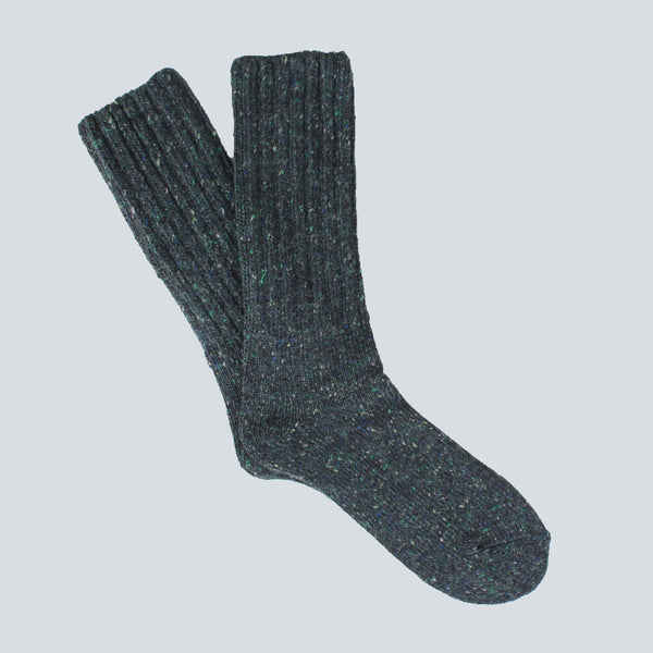 ANONYMOUS ISM-THICK SOCKS-GREEN