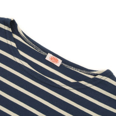 ARMOR-LUX - SAILOR SHIRT S/S - OCEANO BLUE / NATURE