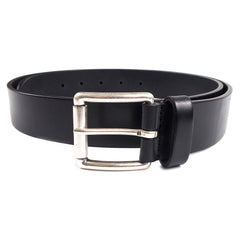Anderson's - Calf Leather Belt - Black