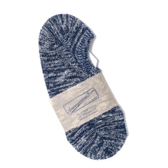 ANONYMOUS ISM - TRAINER SOCK - NAVY MIX