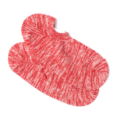 ANONYMOUS ISM - TRAINER SOCK - RED MIX