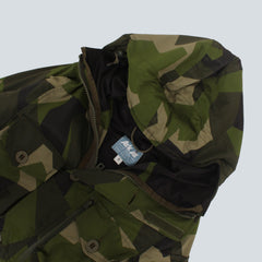 Ark Air Lined Smock - Swedish Camo M90