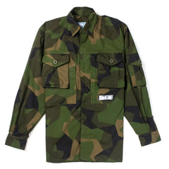 ARK AIR - HOT CLIMATE SHIRT - SWEDISH CAMO