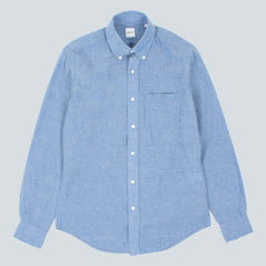 Aspesi - New Robert II Shirt - Blue