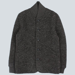 Aspesi Easy Jacket - Gray/Brown